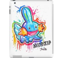 Cute Mudkip Spraypaint Tshirts + More! ' Pokemon ' iPad Case/Skin