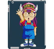 Arale DRAGON BALL iPad Case/Skin