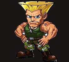 Guile Street fighter by guilee