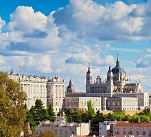 MADRID 05 by Tom Uhlenberg