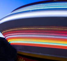 Speed of light by Elana Halvorson