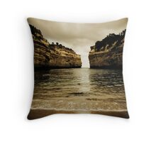 Loch Ard Gorge #2, Great Ocean Road, Victoria Throw Pillow