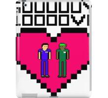 GUY LOVE iPad Case/Skin