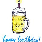 Happy Beerthday by perevision