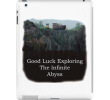 Infinite Abyss - Garden State iPad Case/Skin