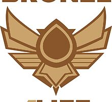 League of Legends - Bronze 4Life by blackstarshop