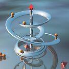Spiral by Rhonda Blais
