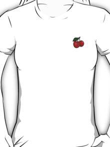 Kitsch Retro Cherries T-Shirt