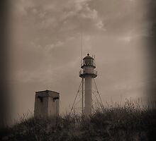 Whitefish Point Lighthouse by Erika Benoit
