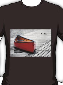 The Red Canoe  T-Shirt