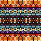 Summer dream - Voronoi by enriquev242