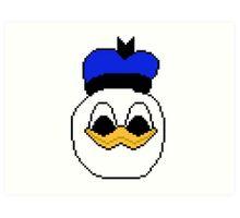 Video Dolan. Art Print