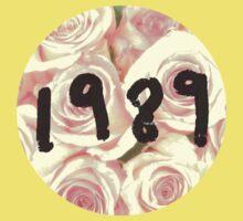 1989 (Floral) Kids Clothes