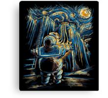 Van Goghstbusters Canvas Print