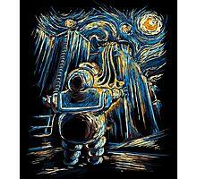 Van Goghstbusters Photographic Print