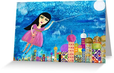 The Moon is my Balloon by Melissa Underwood