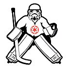 Imperial Goalie by hollingsworth