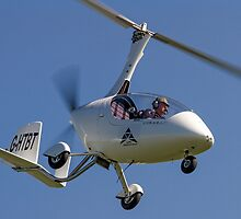 Rotorsport UK Calidus autogyro G-HTBT by Colin Smedley