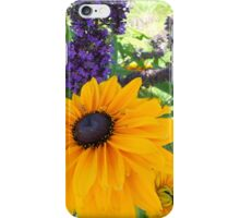 The purple and the Yellow... iPhone Case/Skin