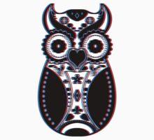 Stereoscopic Sugar Bird by BluePixel