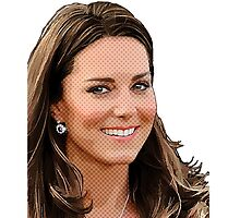 Catherine Duchess of Cambridge - aka Kate Middleton by Everett Day