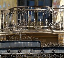 Balcony 1 by BruceW