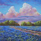 Rain For The Bluebonnets by David Paul