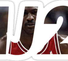Michael Jordan - BULLS - #23 Sticker