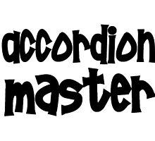 Accordion Master by greatshirts