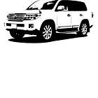 Toyota Land Cruiser by garts