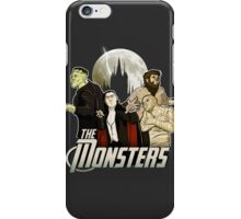 Monsters Assemble iPhone Case/Skin