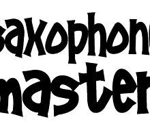Saxophone Master by greatshirts