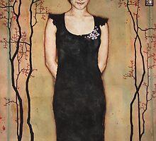 Behind Her Smile by Keelan McMorrow