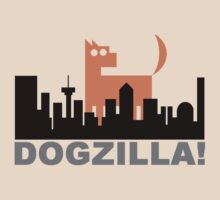 Dogzilla! Get down ya mongrel! by rufflesal
