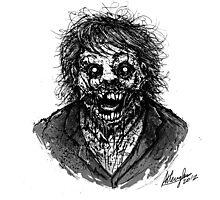 Zombie Aiden Photographic Print