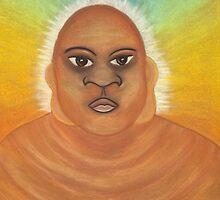 Budda Man by Angela Browne