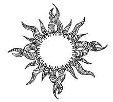 My Sunshine by jamietheartist