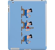 Fighting 3 iPad Case/Skin