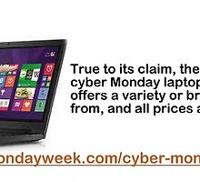 Best Cyber Monday Laptop Deals 2014 Reveal Next Year's Trends by jimmyjamess
