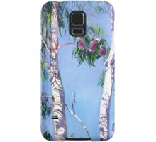 Tambo Trees with some local Residents. Samsung Galaxy Case/Skin