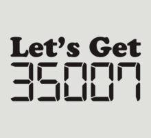 "Calculator ""Let's Get Loose"" by Tee Brain Creative"