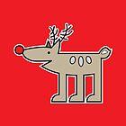 Rudolph by samedog