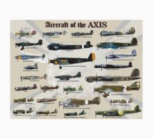 Aircraft of the AXIS Kids Clothes