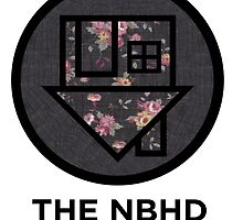 The NBHD - Dark Floral Print by agShop
