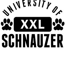 University Of Schnauzer by kwg2200