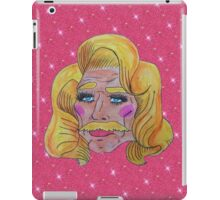 Butch Queen: First Time In A Lacefront iPad Case/Skin