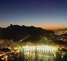 Rio by Night 1 by kuntaldaftary