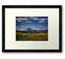 Edinburgh Castle, Upper Clarence, NSW Framed Print