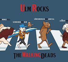 Ulm Rocks With The Walking Deads by db-comics