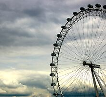 London Eye by JKeeley